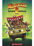Popcorn ELT Readers 2: Madagascar: Escape to Africa with CD