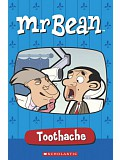 Popcorn ELT Readers 2: Mr Bean Toothache with CD