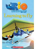 Popcorn ELT Readers 2: RIO Learning to fly with CD