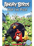 Popcorn ELT Readers 2: Angry Birds - Stop the Pigs! with CD
