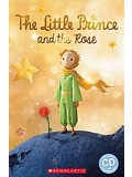 Popcorn ELT Readers 2: The Little Prince & the Rose with CD