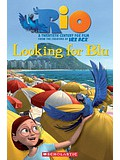 Popcorn ELT Readers 3: RIO Looking for Blu with CD