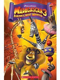 Popcorn ELT Readers 3: Madagascar 3 - Europe´s Most Wanted with CD