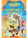 Popcorn ELT Readers Starter: SpongeBob Squarepants - SpongeBob´s New Toy with CD