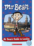 Popcorn ELT Readers Starter: Mr Bean - Mr Bean´s Guide to London with CD