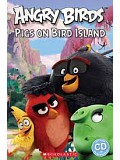 Popcorn ELT Readers Starter: Angry Birds - Pigs on Bird Island with CD