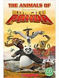 Popcorn ELT Readers Starter: The Animals of Kung Fu Panda with CD