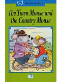 ELI - A - Ready to Read Green - The Town Mouse and the Country Mouse + CD (do vyprodání zásob)