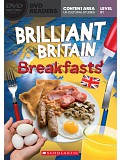 Secondary Level B1: Brilliant Britain: Breakfasts - Readers + DVD