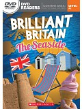Secondary Level A2: Brilliant Britain: The Seaside - Readers + DVD (do vyprodání zásob)