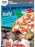 Secondary Level B1: Take Away My Takeaway: Italy - Readers + DVD (do vyprodání zásob)