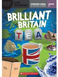 Secondary Level B1: Brilliant Britain: Tea - Readers + DVD (do vyprodání zásob)