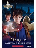 Secondary Level 1: Merlin: Arthur and the Unicorn - book+CD
