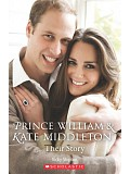 Secondary Level 2: Prince William and Kate Middleton: Their Story - book+CD (do vyprodání zásob)