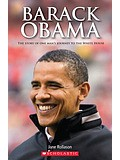 Secondary Level 2: Barack Obama - book
