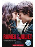 Secondary Level 2: Romeo&Juliet - book+CD