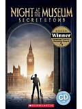 Secondary Level 2: Night at the Museum - Secret of the Tomb - book+CD