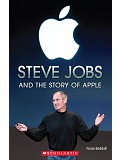 Secondary Level 3: Steve Jobs and the Story of Apple - book+CD