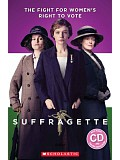 Secondary Level 3: Suffragette - book+CD