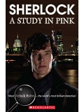 Secondary Level 4: Sherlock: A Study in Pink  - book+CD