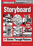 Timesaver - Storyboard: 24 Stories Through Pictures + CD