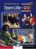 Timesaver - Real Video: Teen Life - UK! (incl. DVD) (do vyprodání zásob)