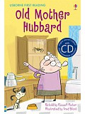 Usborne First 2 - Old Mother Hubbard + CD