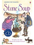 Usborne First 2 - Stone Soup + CD