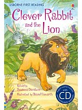 Usborne First 2 - Clever Rabbit and the Lion + CD