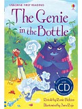 Usborne First 2 - The Genie in the Bottle + CD