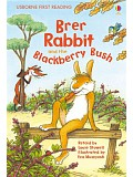 Usborne First 2 - Brer Rabbit and the Blackberry Bush + CD