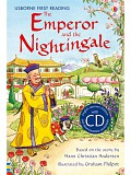 Usborne First 4 - The Emperor and the Nightingale + CD