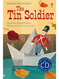Usborne First 4 - The Tin Soldier + CD