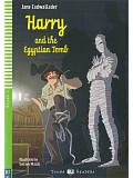 ELI - A - Young 4 - Harry and the Egyption Tomb - readers + CD
