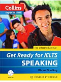 Collins - Get Ready for IELTS Speaking (incl. 2 audio CDs)
