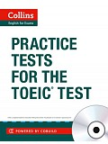 COLLINS English for Exams - Practice tests for the Toeicl test (incl. audio CD)