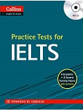 COLLINS English for Exams - Practice tests for IELTS with MP3 CD