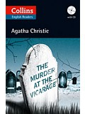 COLLINS  The Murder at the Vicarage (incl. audio CD)