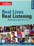 COLLINS Real Lives, Real Listening - Advanced - SB